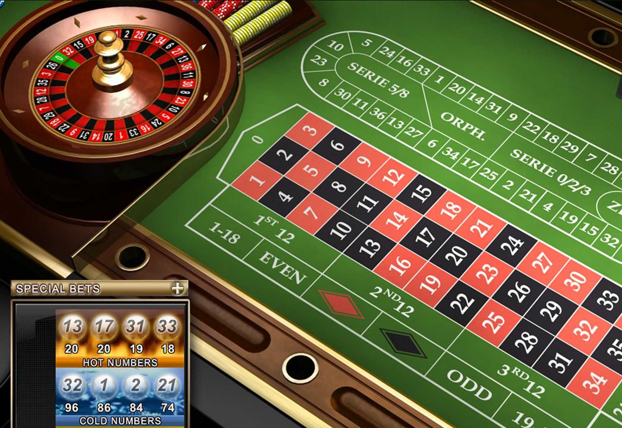 French Roulette Pro NetEnt